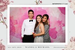 Wanda and Michael's Wedding