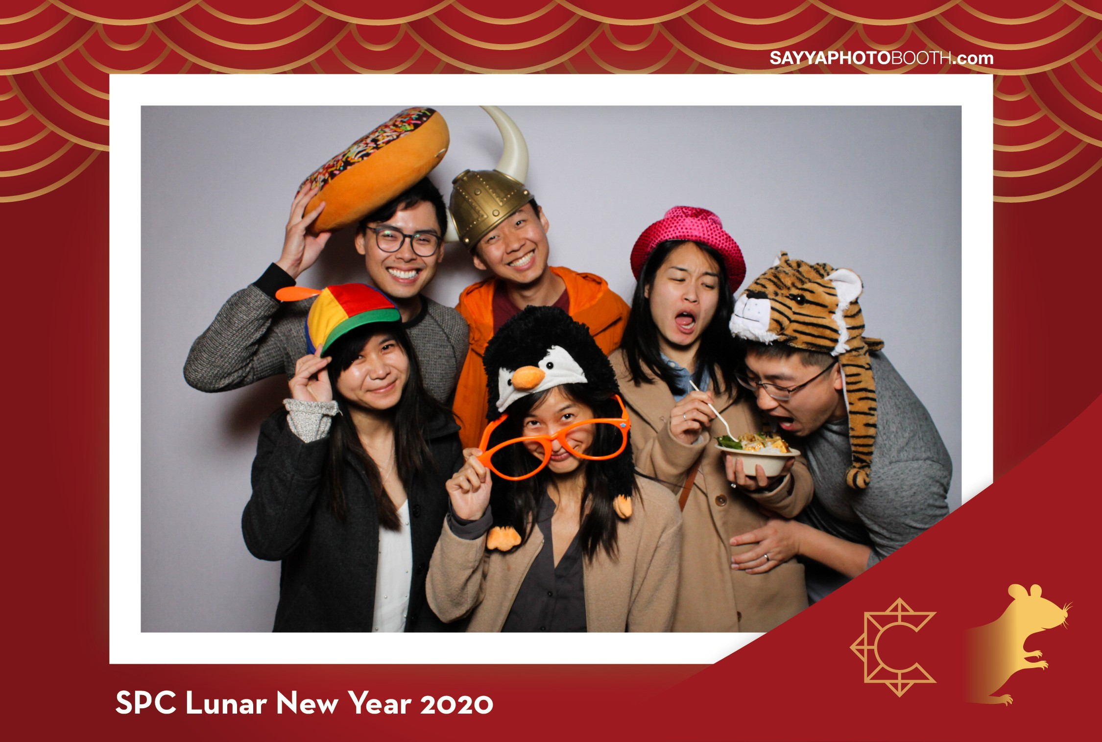 SPC Lunar New Year Party