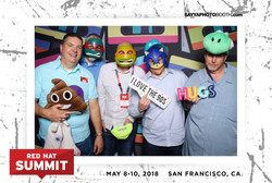 Red Hat After Party - Booth 2