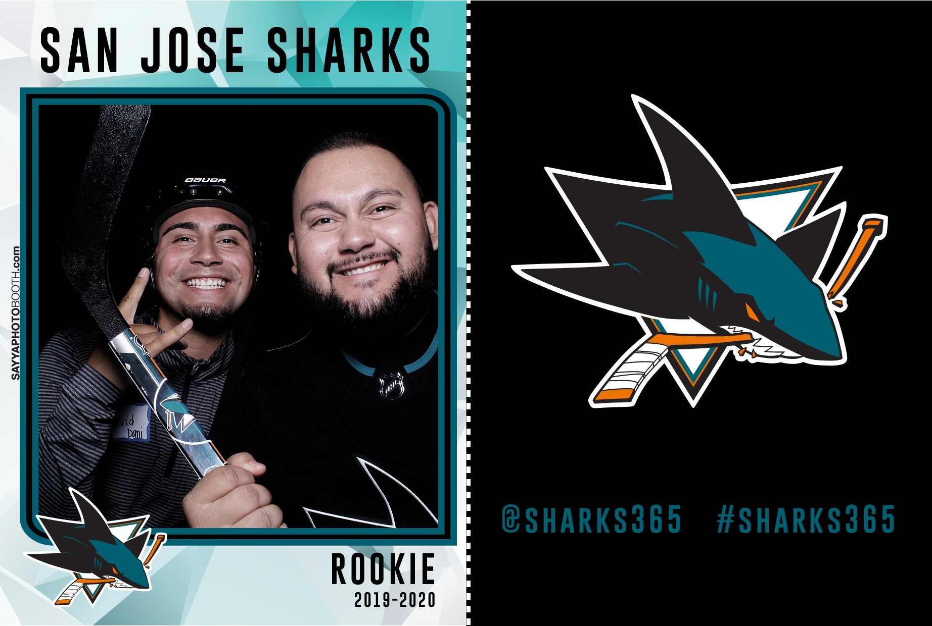 San Jose Sharks Rookie