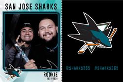 San Jose Sharks Rookie