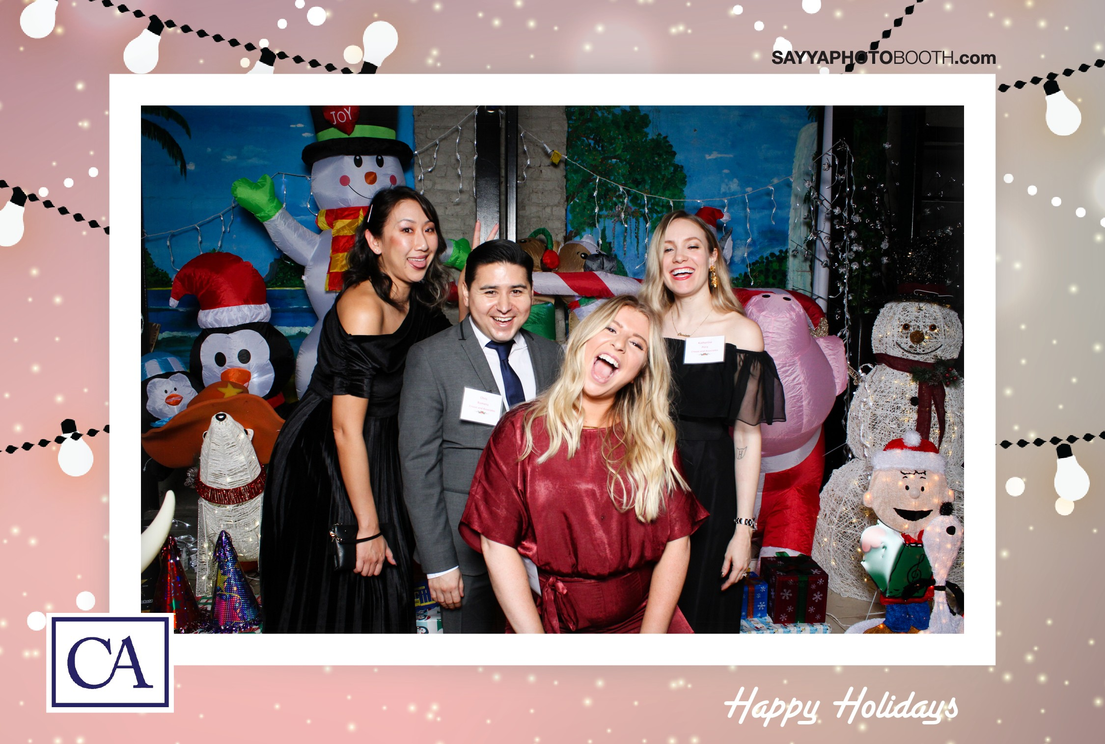 Crouse and Associates Holiday Party