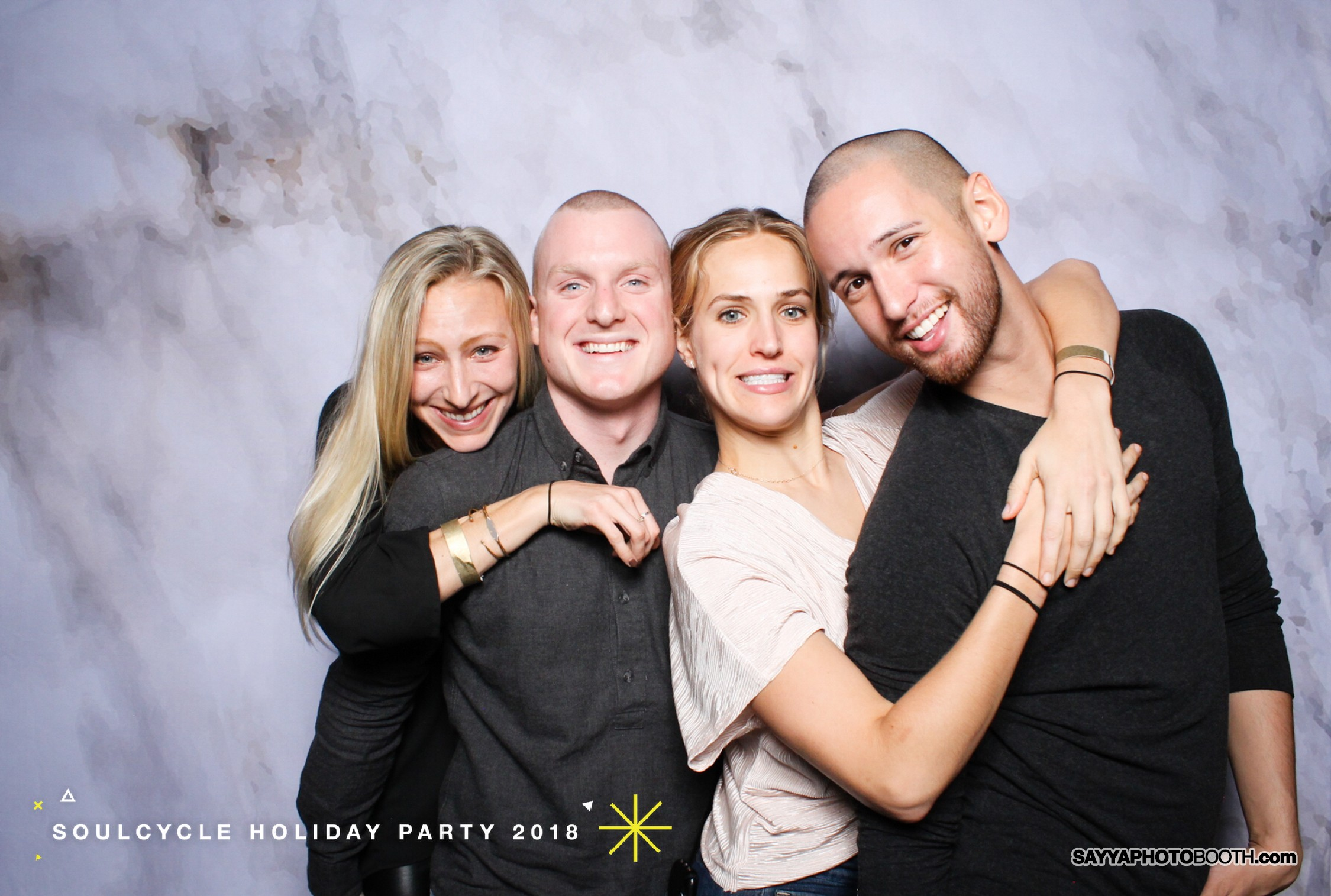 SOULCYCLE SF Holiday Party