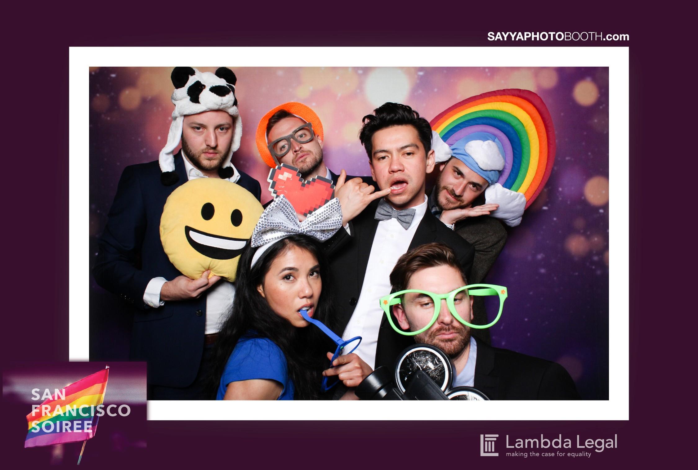 Lambda Legal Fundraising Gala
