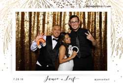 Jamie and Leif's Wedding