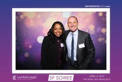Lambda Legal's SF Soiree