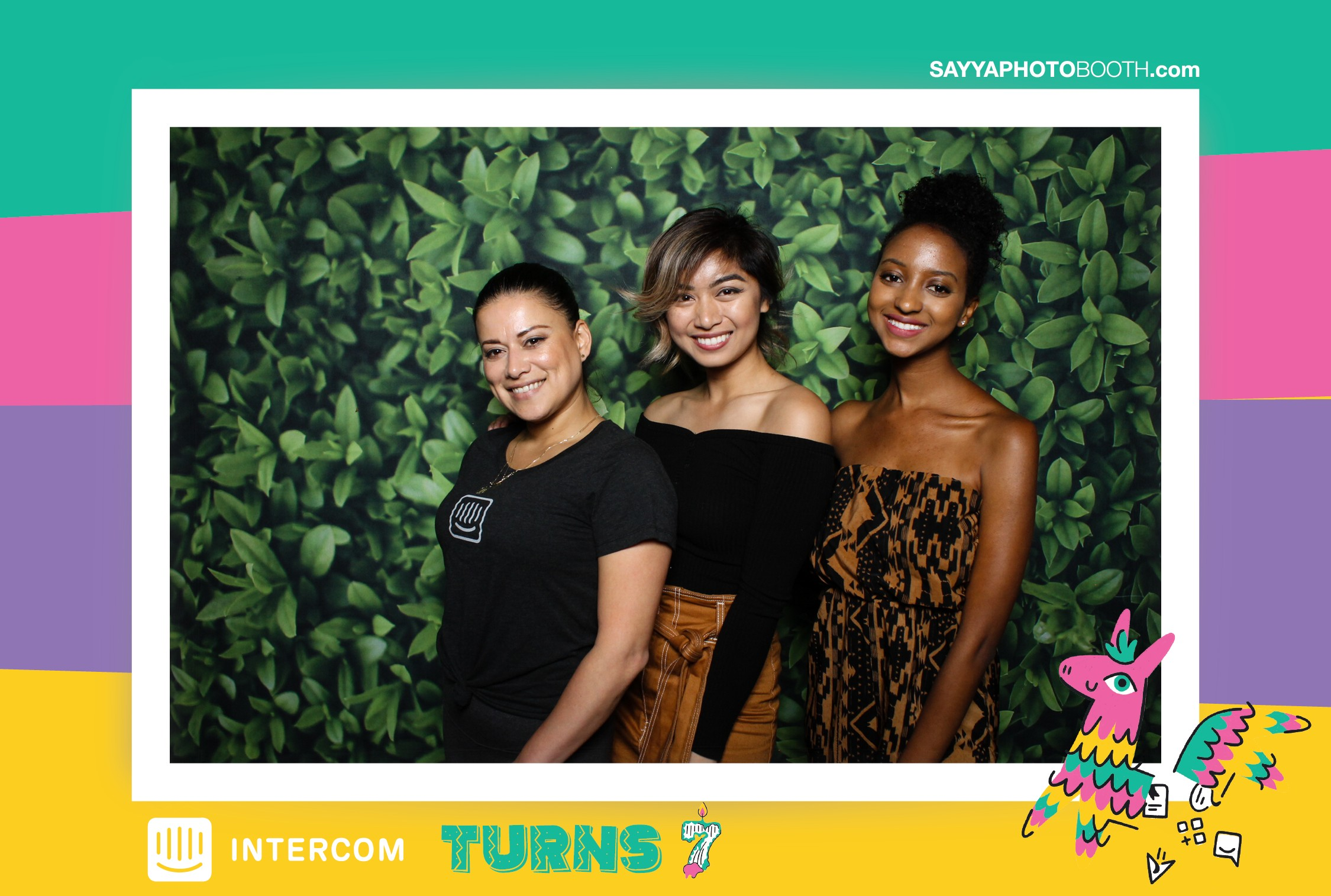 Intercom Birthday Party