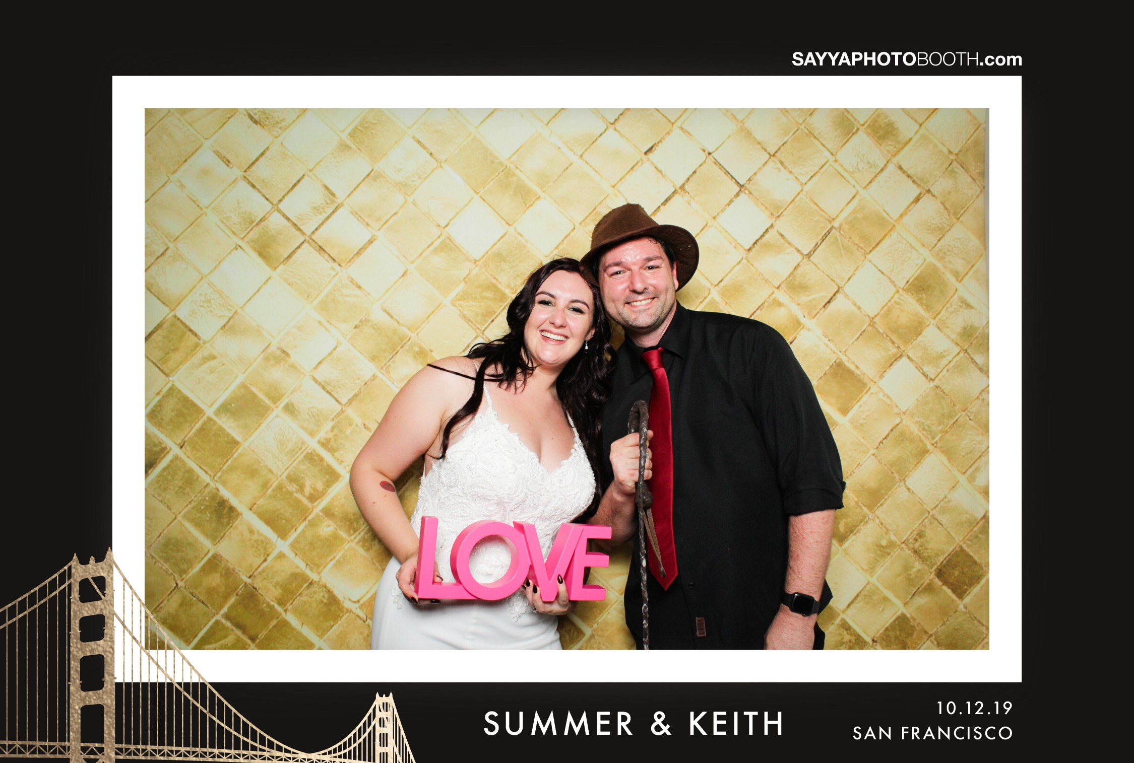 Summer & Keith's Wedding