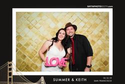 Summer & Keith's Wedding