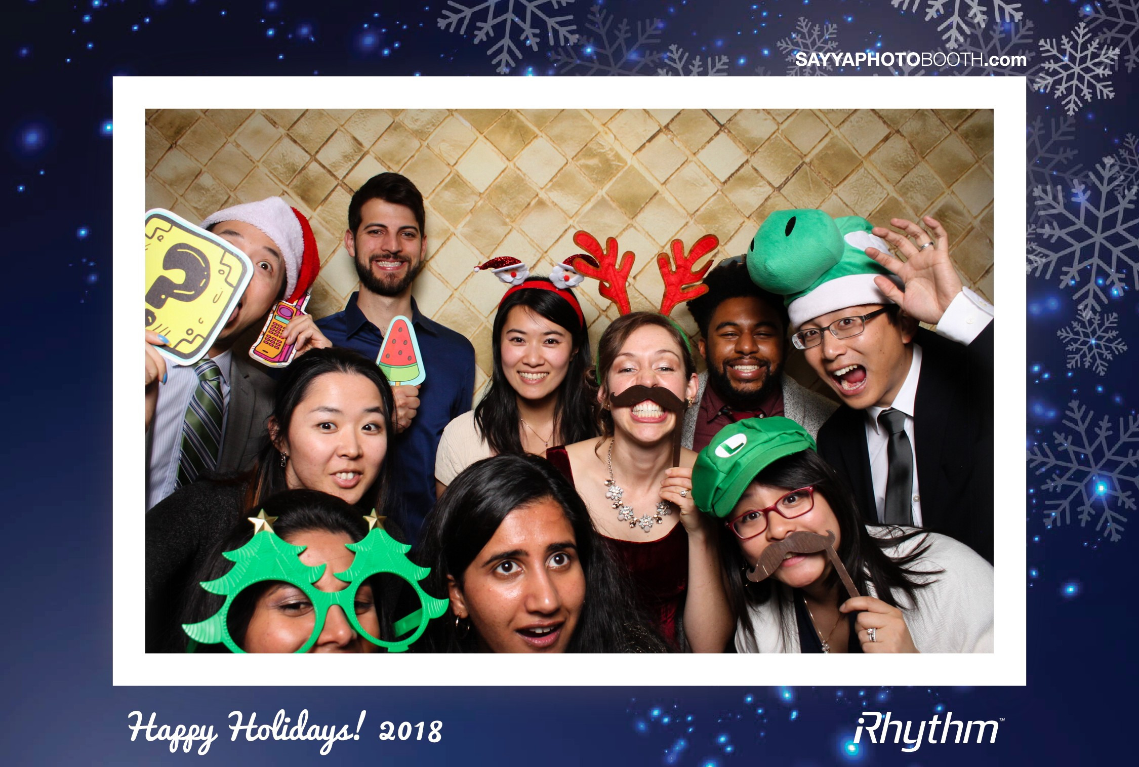 iRhythm Technologies Holiday Party