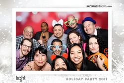 Light Holiday Party