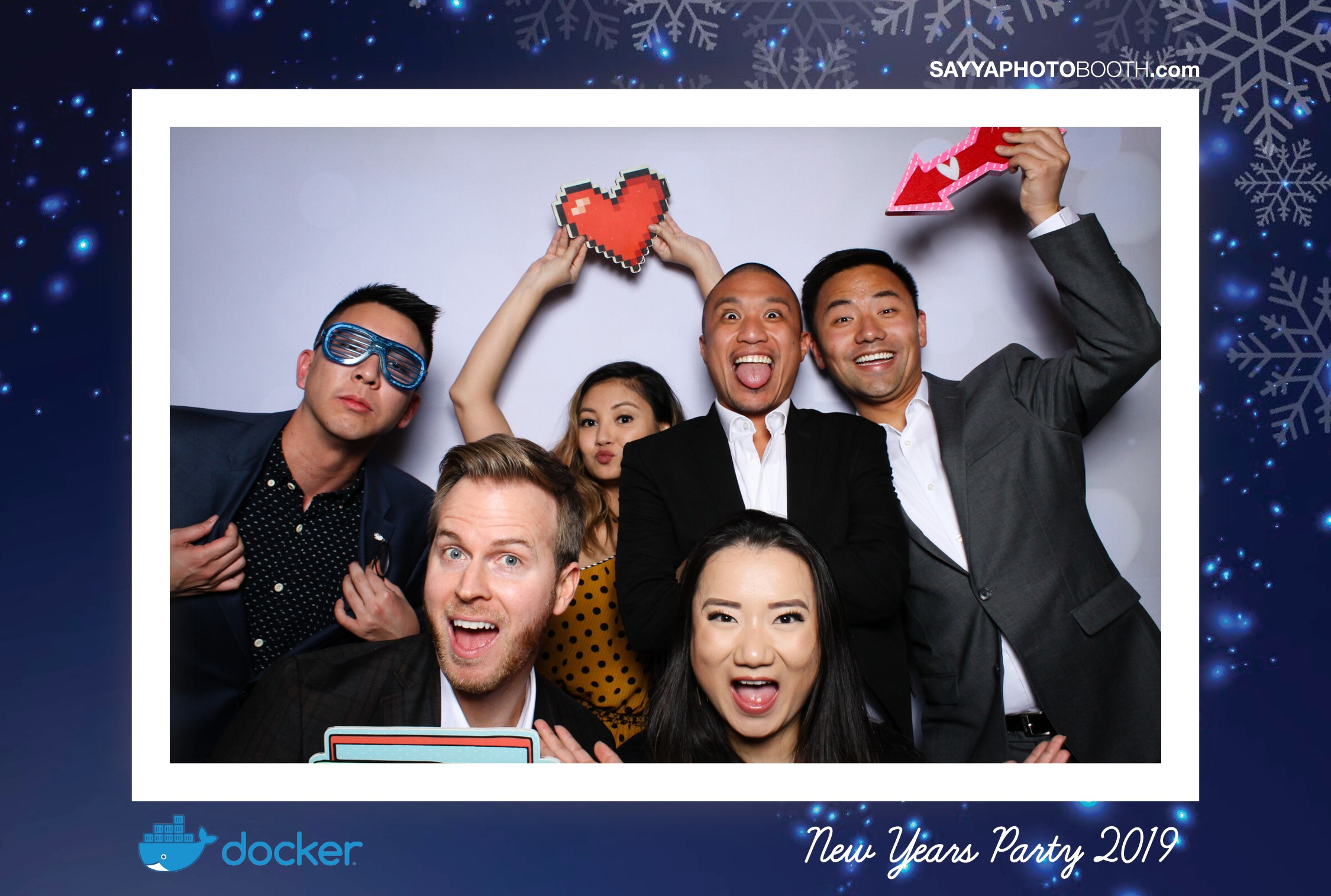 Docker Holiday Party