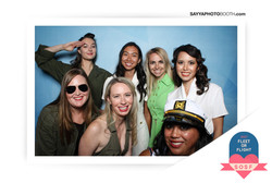 Spinsters of San Francisco Fleet or Flight Party