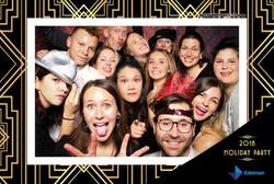 Edelman Year End Celebration 2018