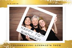 Lindsay's 70th Birthday Celebration