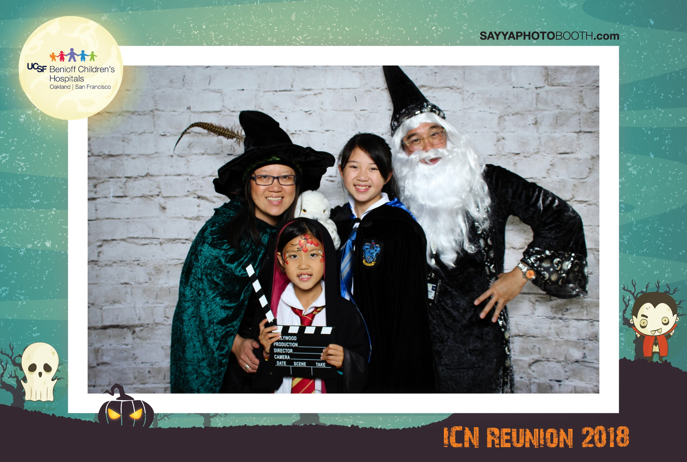 UCSF ICN Reunion