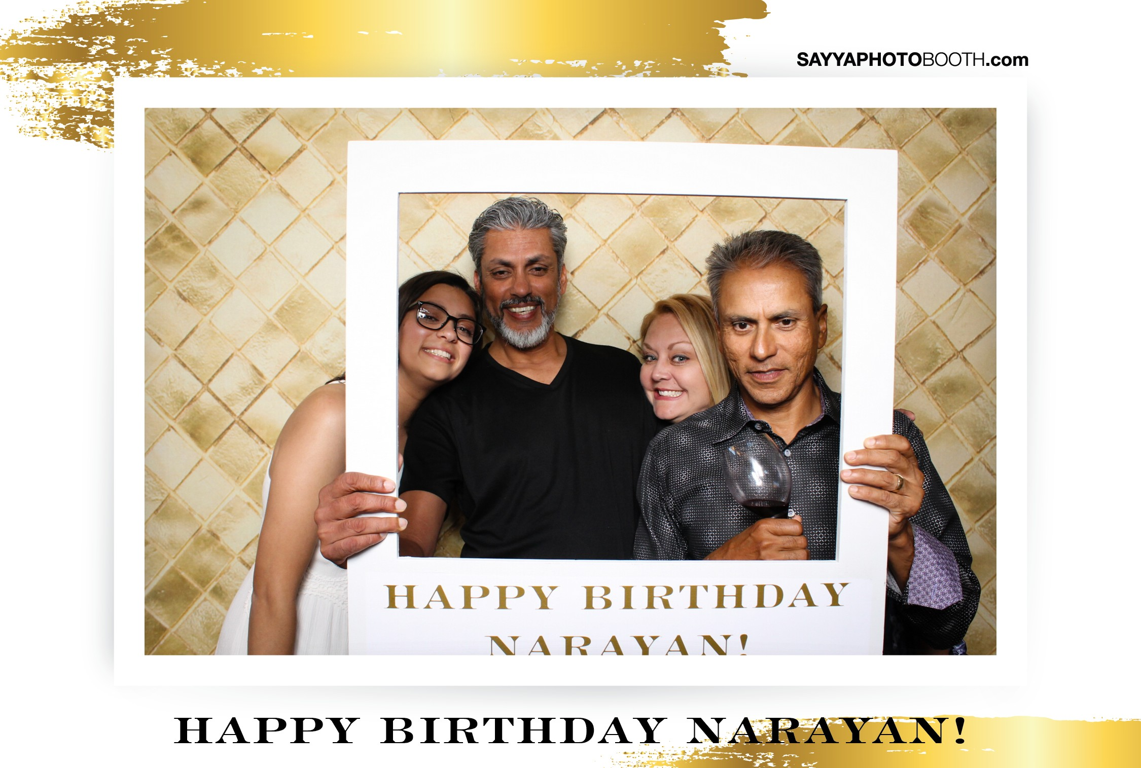 Narayan's Birthday