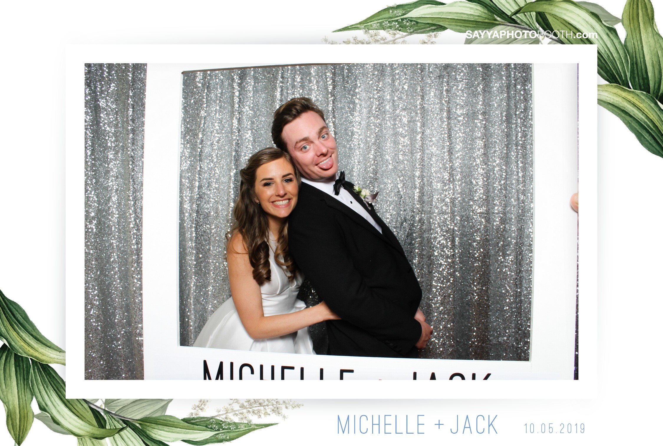 Michelle & Jack's Wedding