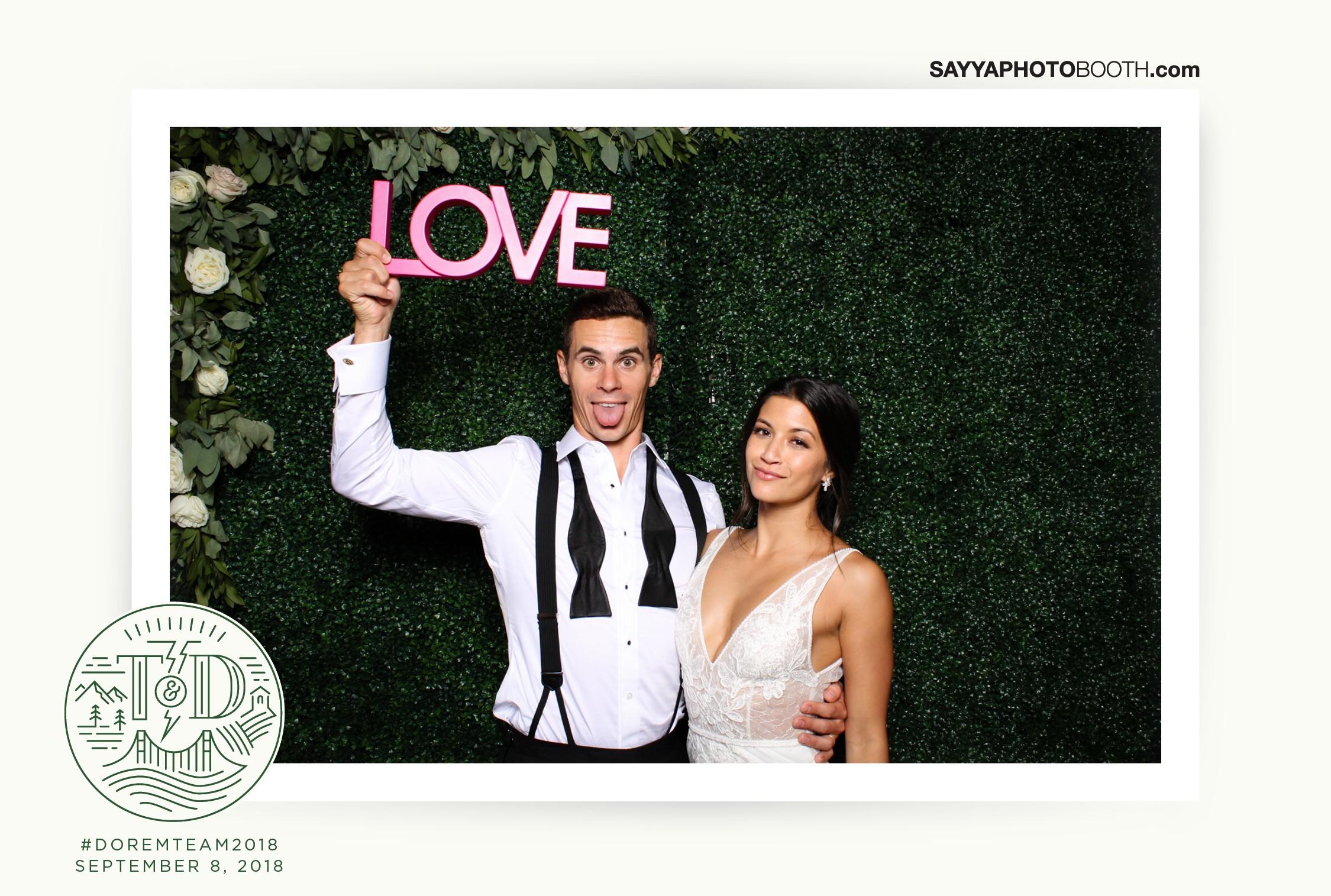 Danielle and Tyler's Wedding