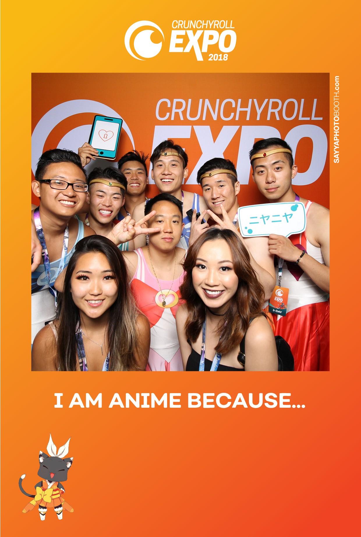 Crunchyroll Expo 9-1