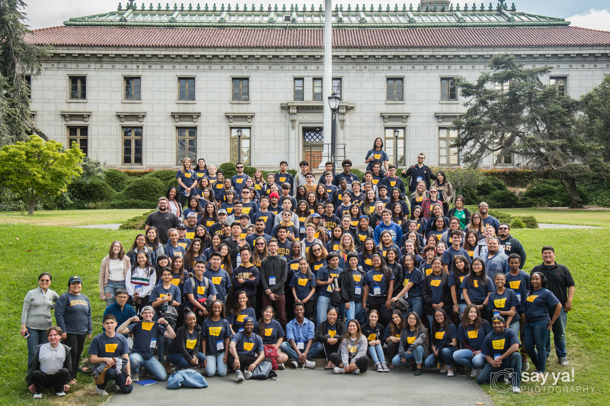UC Berkeley Summer Experience
