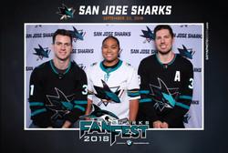 San Jose Sharks Fan Fest - B1