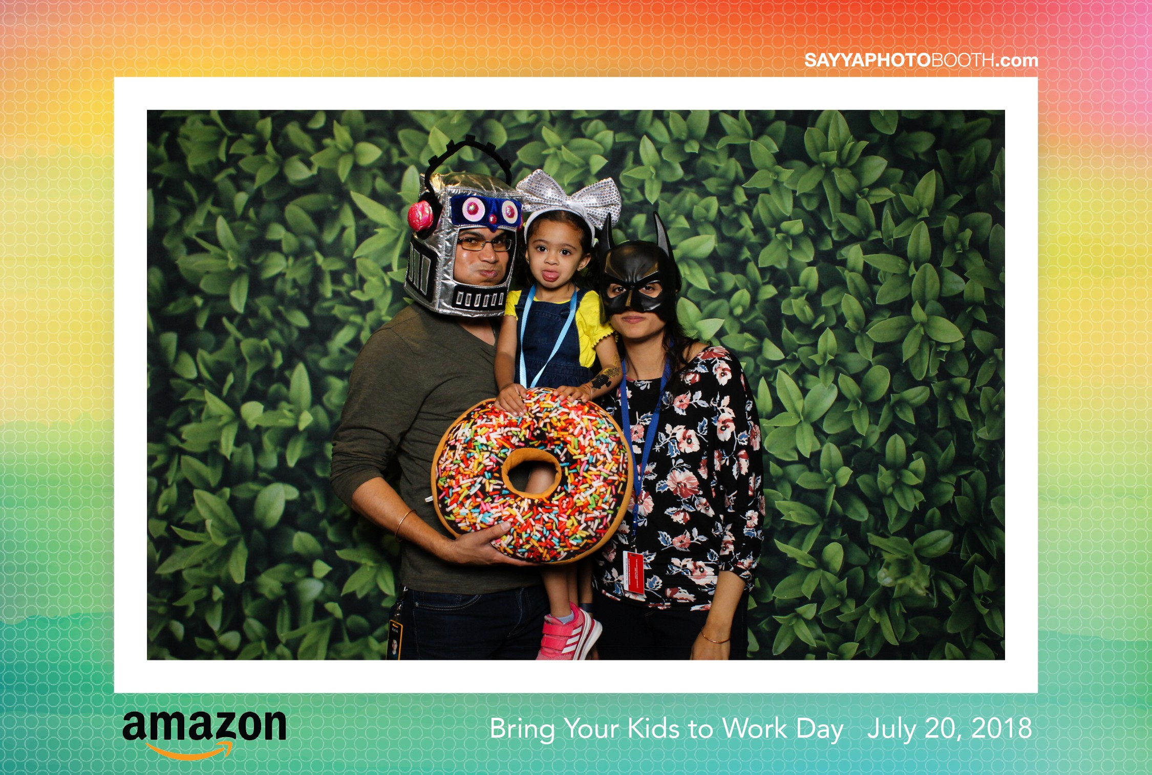 Bring Your Kids to Work Day - Amazon
