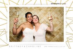 Caroline & Brittney's Wedding