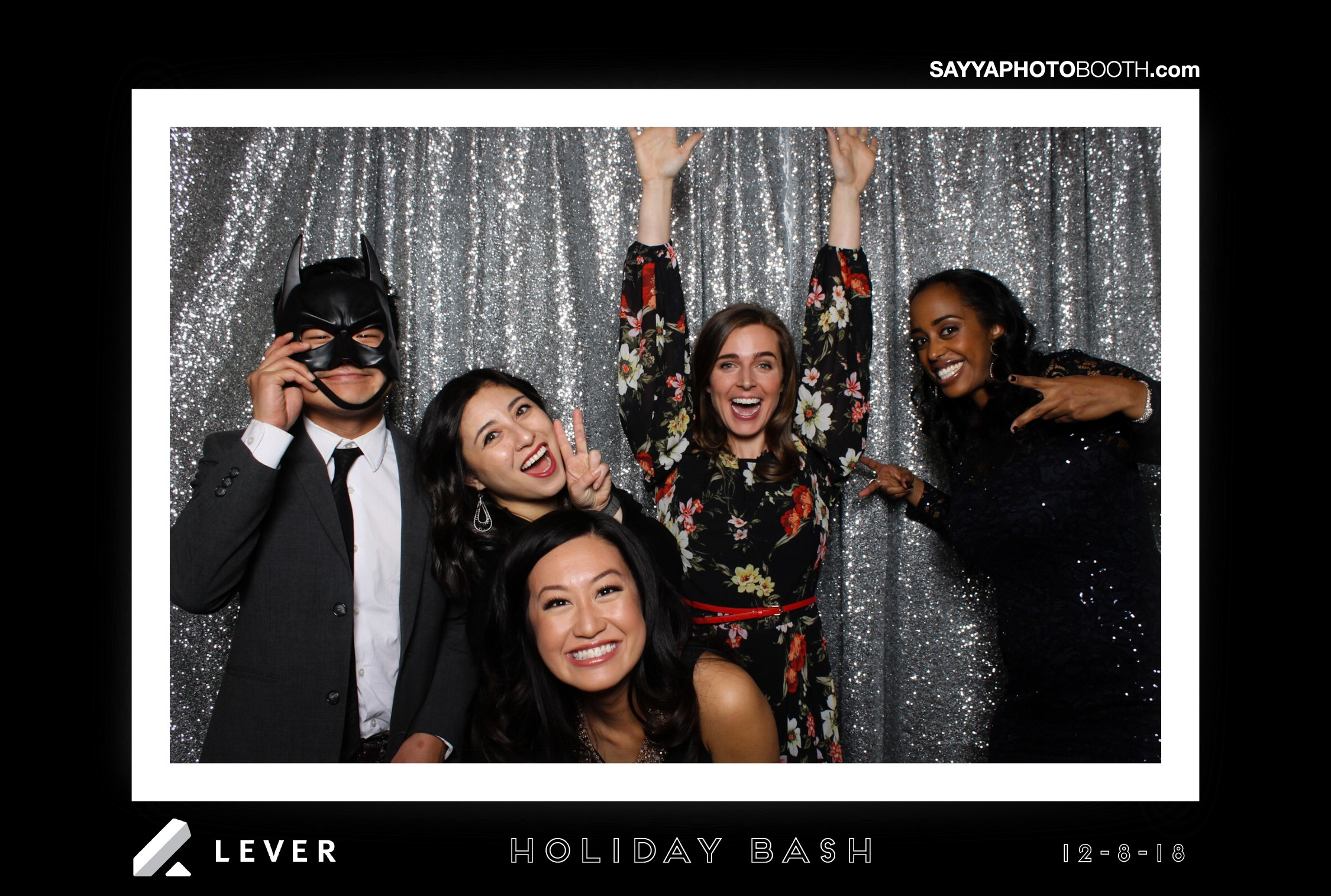 Lever Holiday Party 2018