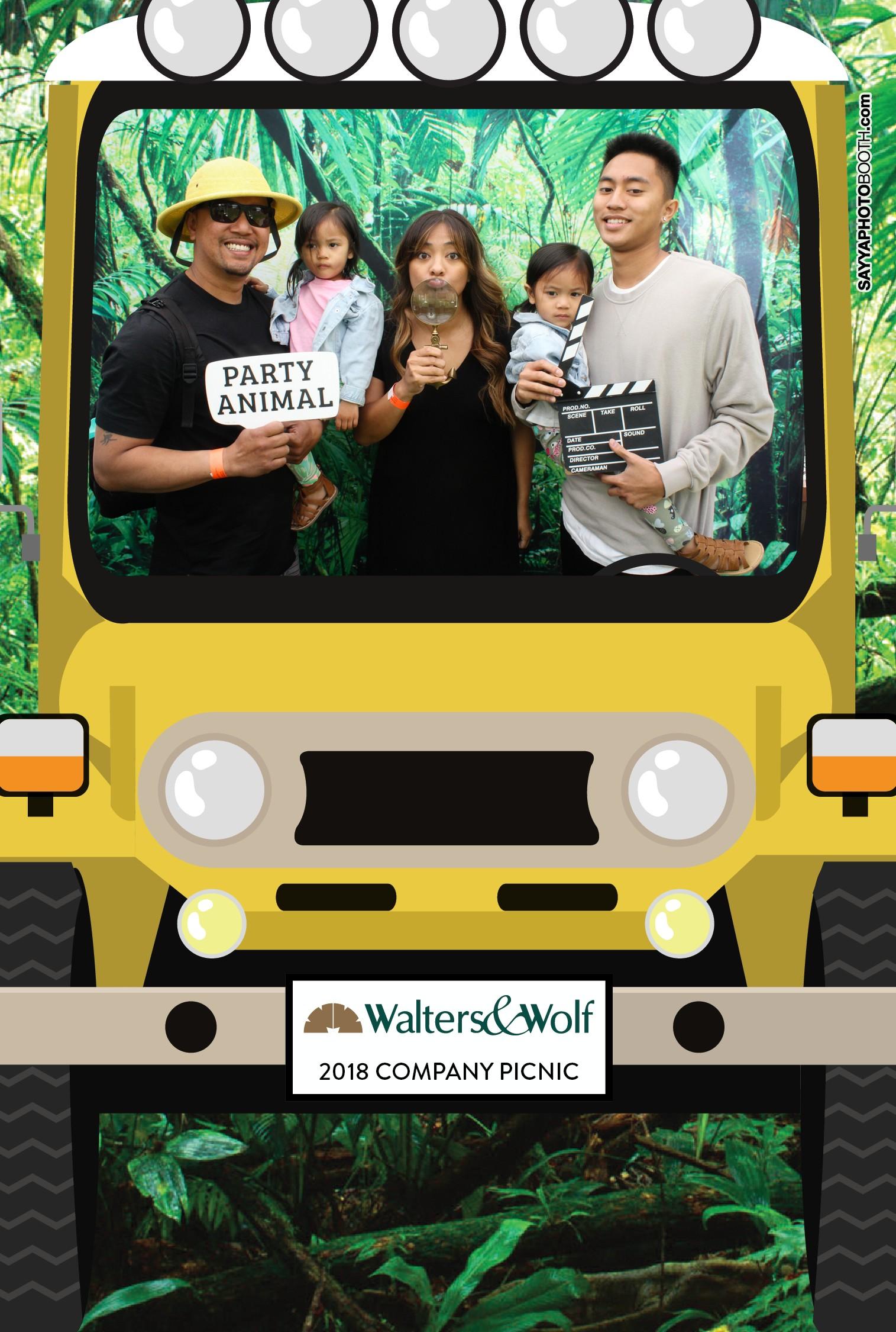 Walters & Wolf Company Picnic - B2