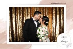 Corina & Andrew's Wedding