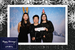 Jabil Holiday Party - Booth 1