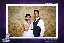 Abigail and Jayson's Wedding
