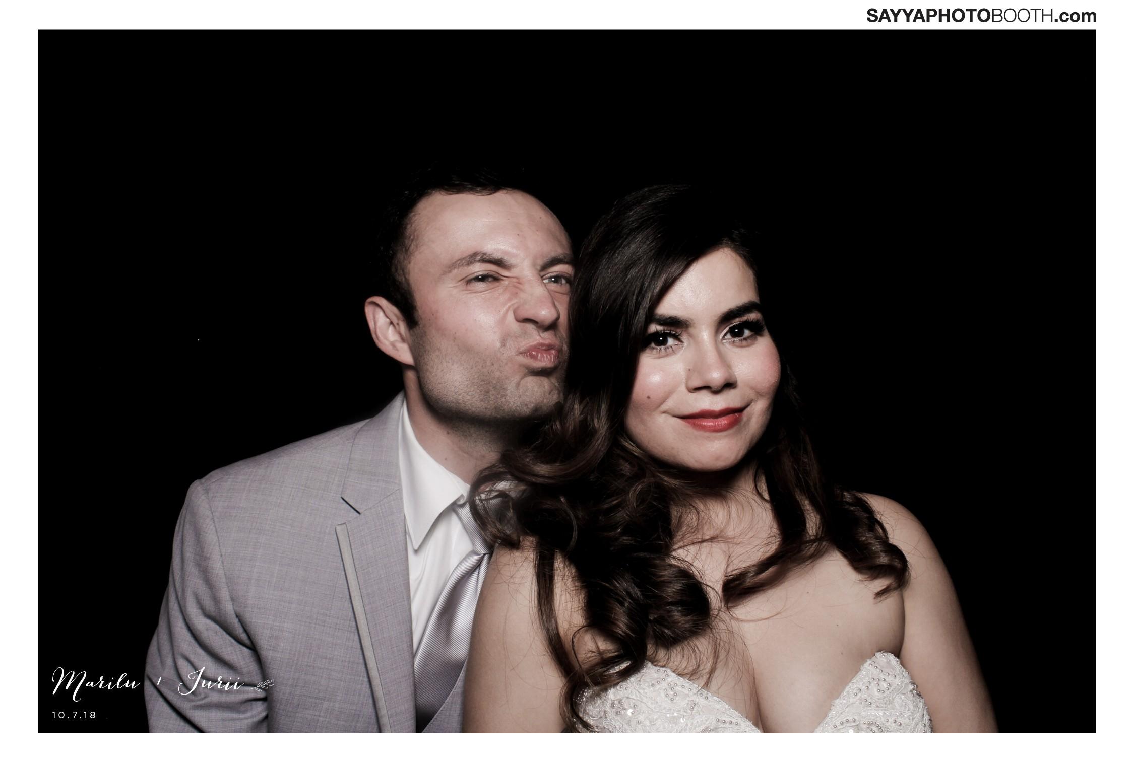 Marilu and Iurii's Wedding