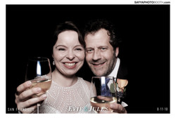 Evie and James' Wedding