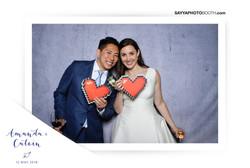 Amanda and Calvin's Wedding