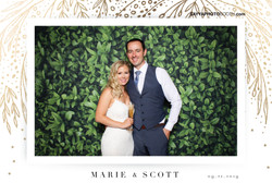 Marie & Scott's Wedding