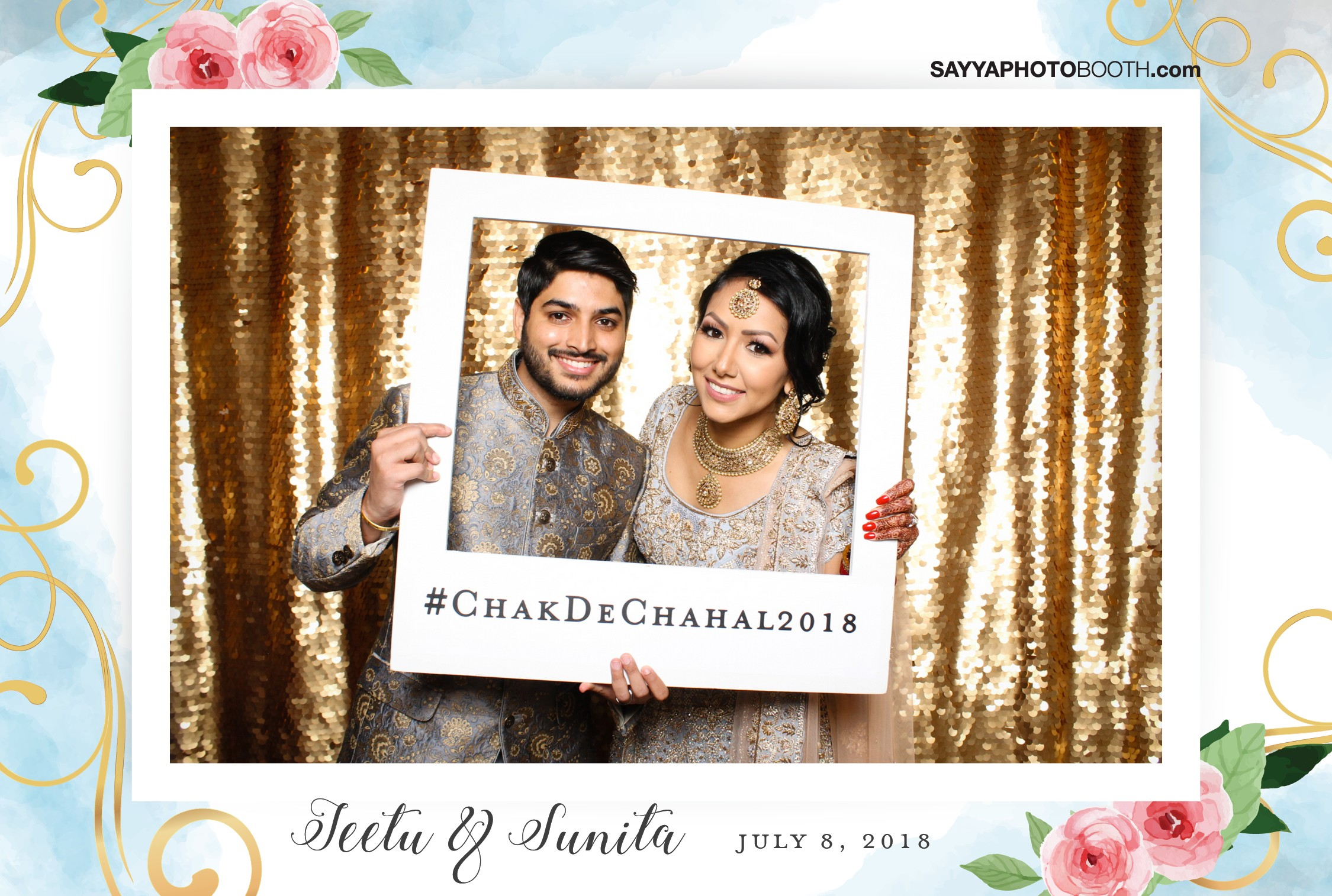 Sunita and Jay's Weddding