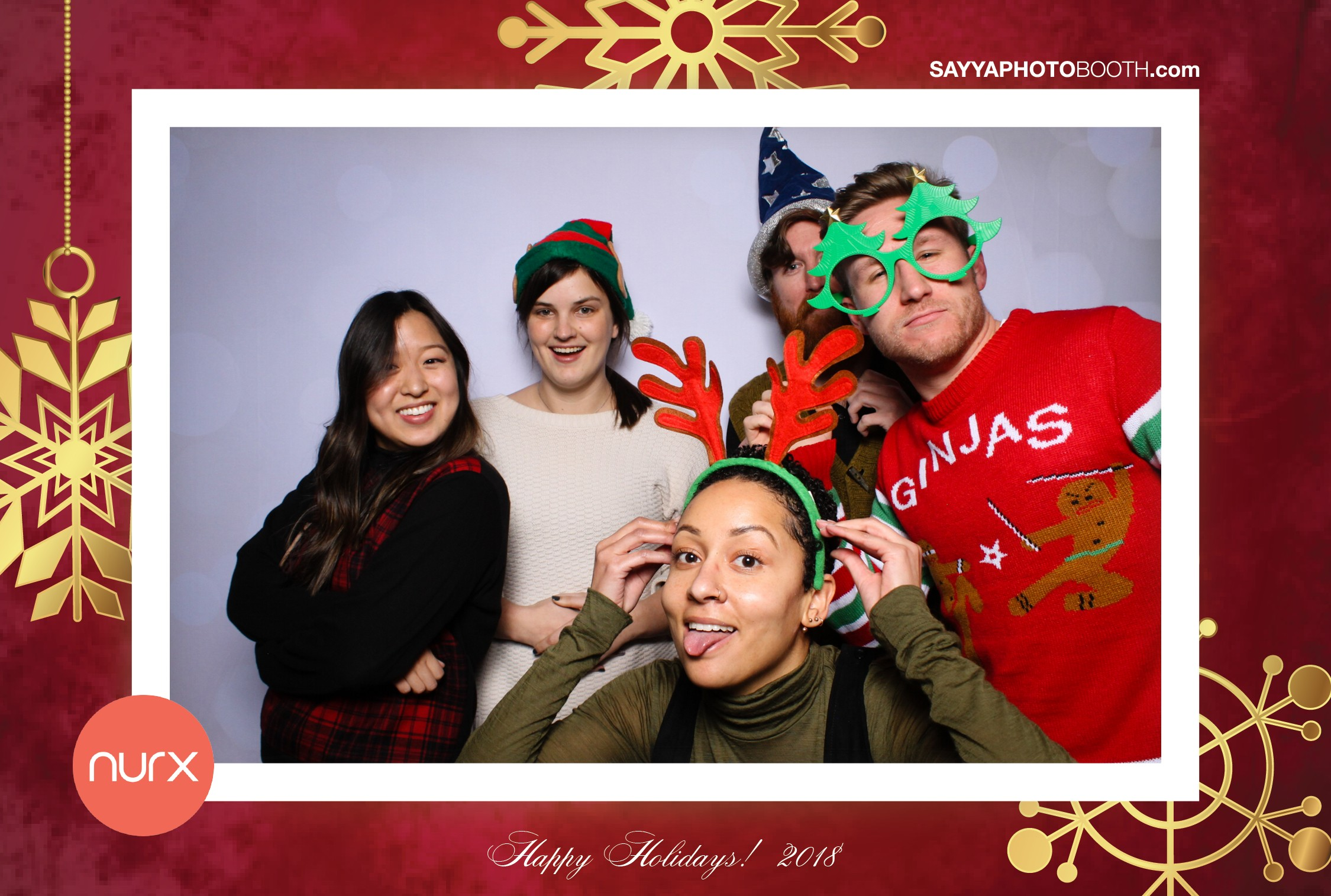 Nurx Holiday +1 Happy Hour