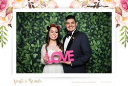 Brenda and Yoshi's Wedding