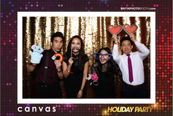 Canvas Holiday Party