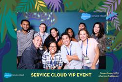 Salesforce VIP - Red Carpet
