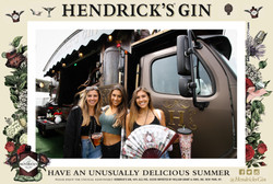 Outside Lands - Hendrick's Gin Day 1