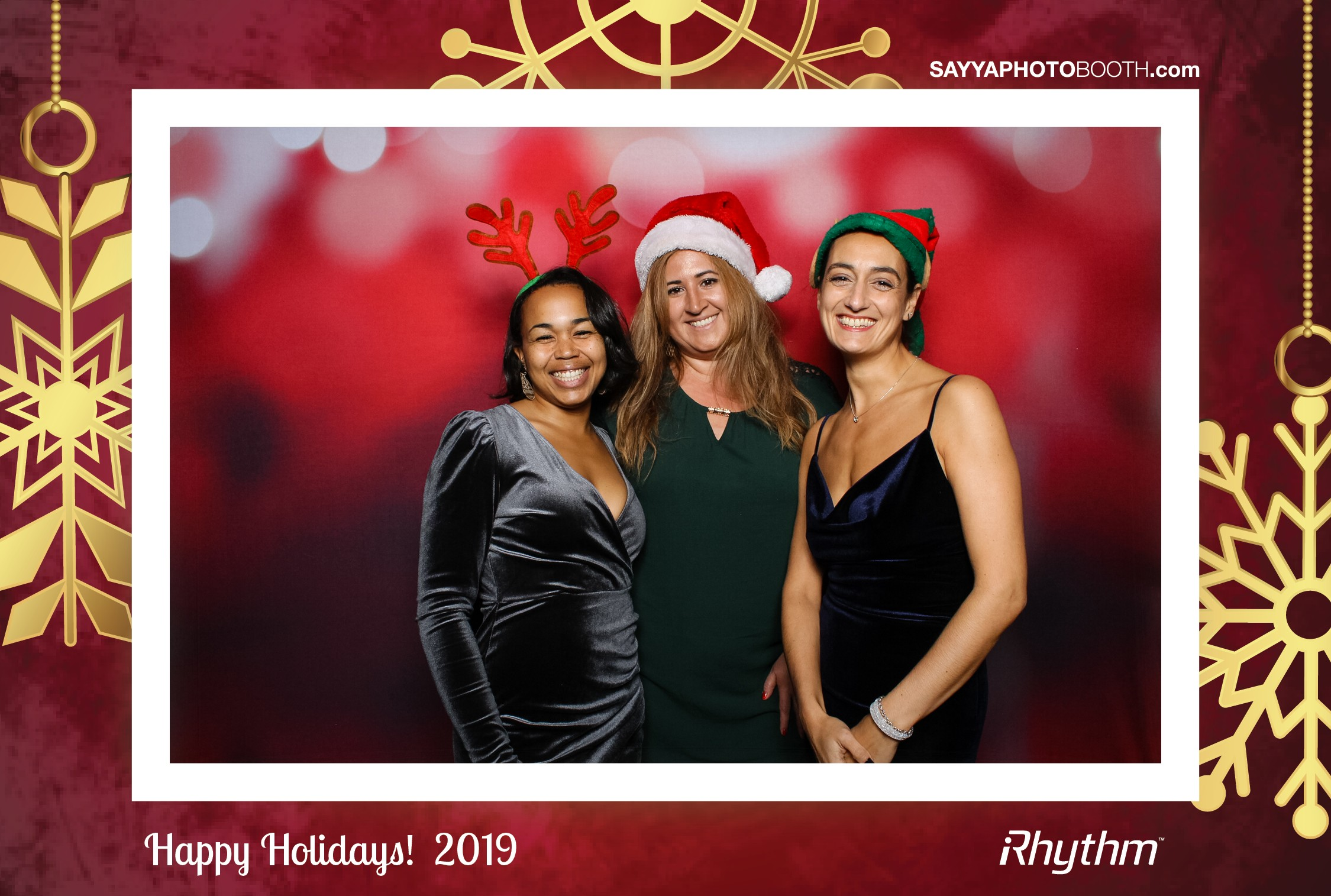 iRhythm Tech Holiday Party