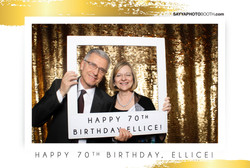 Ellice's 70th Birthday