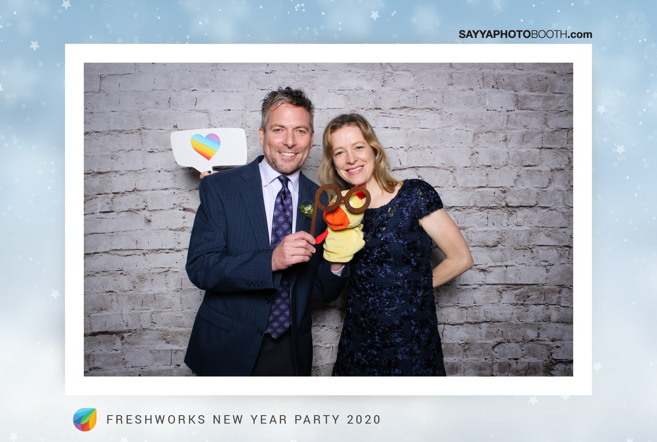 Freshworks New Year Party