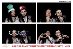 Another Planet Entertainment Holiday
