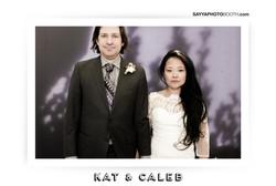 Kat and Caleb's Wedding