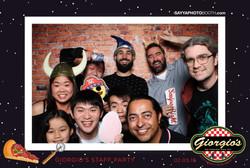 Giorgio's Staff Party