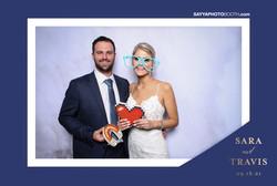 Sara and Travis' Wedding